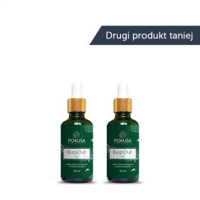 2 x BugsOut oil 50 ml