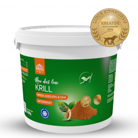 RawDietLine Krill 2000 g -...