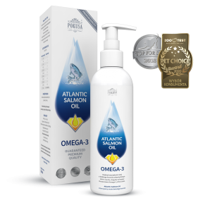 Atlantic Salmon Oil - olej...