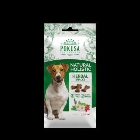 Ciastka dla psa- Herbal...
