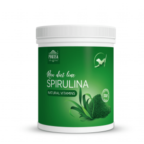 RawDietLine Spirulina 1000g